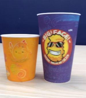 Lenticular Cups in Lenticular Printing